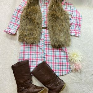 Girls fall outfit complete set